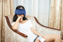 USB warm eye cover sleeping cover eye mask goggles eyecup
