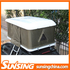 Square auto hard shell roof top tent prices