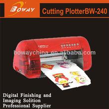 BW-240 desktop A4 vinyl plotter cutter