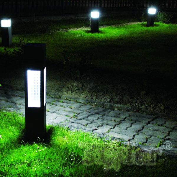wholesale decorative solar yard lights 5pcs lot stainless led solar power lawn light outdoor 100