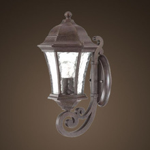 wholsale outdoor led brass wall light (HS3601-UP-M)
