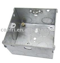 flush type steel wall mounted box( 1Gang 47mm)