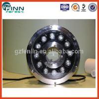 IP68 12V led fountain ring light