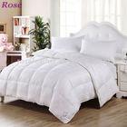 75% fluffy white duck down quilt duvet comforter