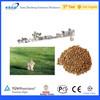 best selling fish food pellet extruder/ pet food machine