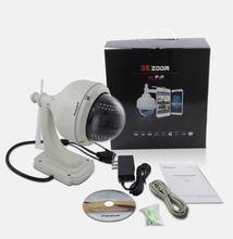 10x Optical Zoom Ptz Wifi Wireless Ip Camera FCC,CE,RoHS ceritified PST-M10R