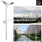 Solar Powered LED Streetlight Style Outdoor Path/Door/Garden/Street/Road Light with cctv camera,solar outdoor light post