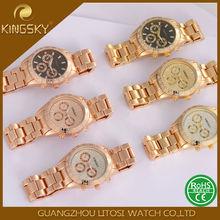 new design pearl strap watch