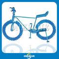 2014 novos produtos de alumínio de bicicleta wire artesanato