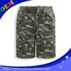 elastic waist camouflage shorts for men wholesale