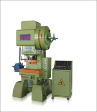 high speed metal parts mechanical press machine for snap button