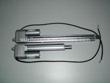 Aluminum alloy 100mm stroke actuator linear,Stroke design12 voltios actuador lineal