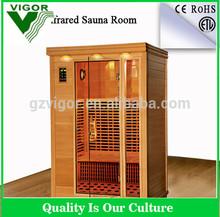 personal corner far infrared sauna room luxury sauna steam room