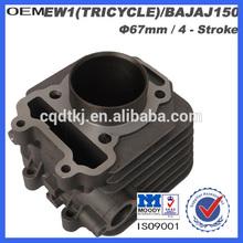 motor tricycle cylinder for Bajaj 150cc