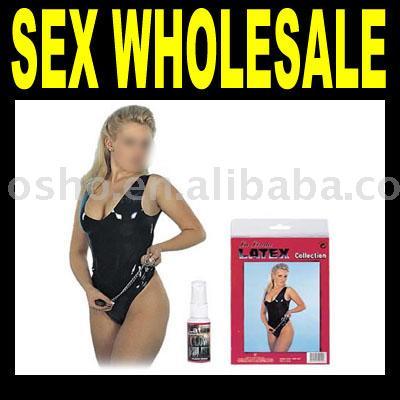 Pure Rubber Swimsuit smch87 Viann ...