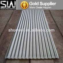 alibaba gold supplier galvanized corrugated steel sheet