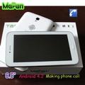 Le plus récent!!! Dual sim téléphone portable avec 6.5 pouces. android. 4. 2, mapan meilleur 2g tablette. téléphone gsm à bas prix