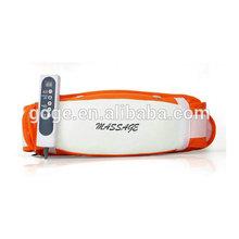 portable slimming massage belt with extended belt