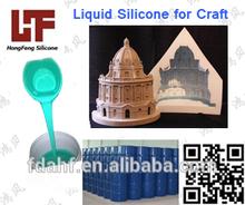 Mould Liquid Silicone Rubber FDA ROHS RTV2 Two component
