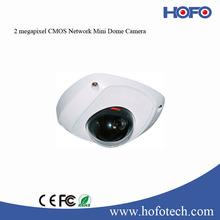 2 megapixel CMOS Weather-proof Vandal-proof Network Mini Dome Camera