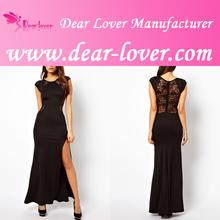 High fashion dress Sexy Ladies plus size matron of honor dresses