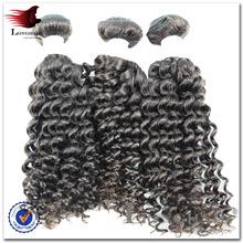 Human Hair 6A malaysian virgin idol remy hair