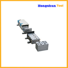 PE/PP/PVC wpc deck extrusion tool factory in China