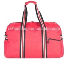 Factory Top Quality Waterproof Plain Travel Bag