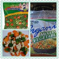 IQF frozen vegetables brands