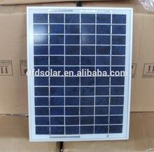 2014 wholesale Polycrystal 5W 17V 280mAH sunpower solar panel