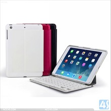 Waterproof backlight bluetooth keyboard case cover for Ipad mini 2 P-APPIPDM2PUKB003