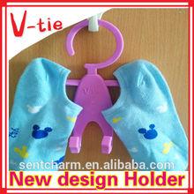 New design hot promotional hanger for socks