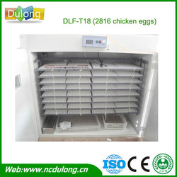 Popular brand CE approved chicken egg incubator eggs on sale
