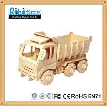 Vehicles R/C 3D puzzle truck