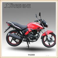 Chongqing Hot Sell South America 200cc Racing Motorcycle