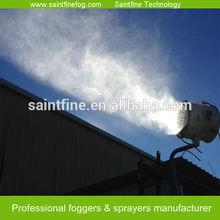 Electric 600W high efficiency dust control system