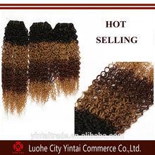 Wholesale Cheap 100% Human Virgin Hair water Curl Hair Extension New Curly Hair Weaving