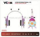 Custom Cute Kids Character Headphones Factory OEM Service