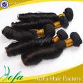 dokuma ucuz insan saçı african toptan saç kıvırcık örgü için sentetik saç