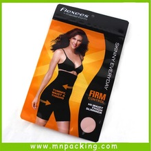 High Quality Custom Printed Ziplock Packing Plastic Bag for Clothes