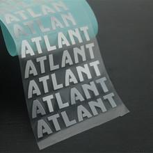 Metal cromado pegatina imágenes de etiquetas para coches