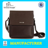 classical design men briefcase leather manufacture of China