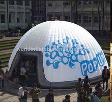 Manufacturer EN14960 Best inflatable tent dome