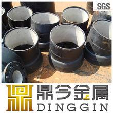 ISO2531ductile iron fitting socket spigot bend