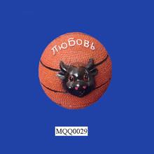 New design basketball resin piggy bank safe