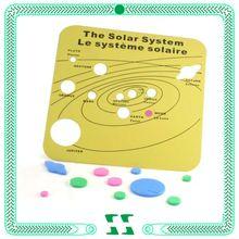 Promotion magnetic eva puzzle