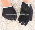 2014 Custom half finger thin sport gloves, high quality gel padding sport gloves
