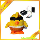 Factory price battery operated singing bird for kids