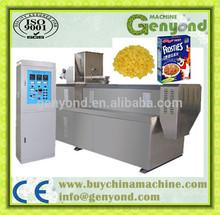 Corn Flakes Processing Line/corn flake production line/corn flake machinery