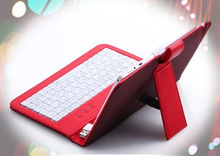 7 inch keyboard universal tablet case cover for samsung galaxy tablet